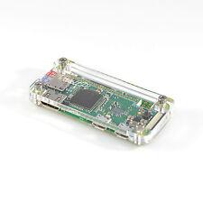 Clear Acrylic Case for Raspberry Pi Zero & Zero W VaultPi