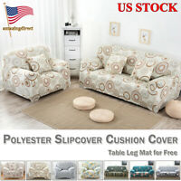 Sofa Cover Slipcover Polyester Spandex Stretch Cushion Cover Pillow Furniture