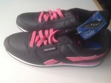 Lovely Black/Pink Reebok Trainers Size 6.5 New Shop Clearance