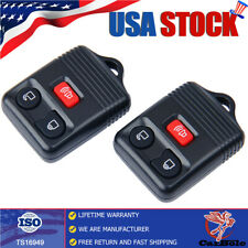 2Pack Key Fob Keyless Entry Remote For Ford F150 Expedition Escape Focus