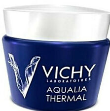 VICHY Aqualia Thermal Hydrating Face Mask Night Spa 75ml New