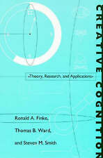 Creative Cognition: Theory, Research, and Applications-ExLibrary