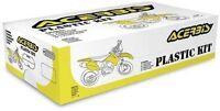 Plastic Kit Acerbis Black 2040960001 for Honda CRF250R 2004-2005