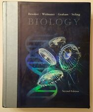 Biology - Brooker - Widmaier - Graham - Stiling - Second 2nd Edition Hardcover