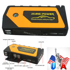 69800mAh Car Jump Starter Pack Booster Charger Battery Power Bank Fast Delivery