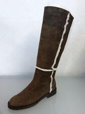 Damenstiefel & -stiefeletten aus Wildleder 37 Rutschfeste Größe