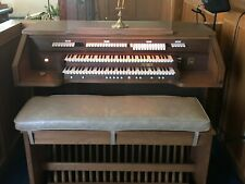 used Rodgers 640 electronic organ  w/bench, great condition.