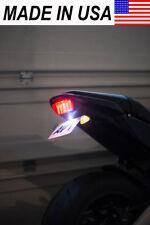 AVT Honda CBR650F / CB650F  Fender Eliminator NI Kit  - FLUSH LED Turn Signals