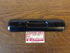 KAWASAKI KL250A3/4 MUFFLER HEAT SHIELD GENUINE KAWASAKI NEW 49107-1001