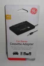 GE Car Stereo Cassette Adapter