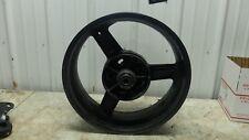 03 Triumph Speed Four Rear Back Rim Wheel