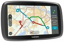 TomTom GO 6100 World Lifetime Maps HD-Traffic Tap & GO GPS Versandrückläufer