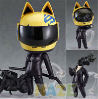Game Durarara Celty Sturluson Nendoroid PVC Figure Model Toy 10cm