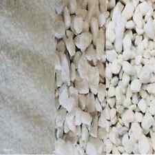 White Decorative Stones Sand Gravel Wedding Glass Vase Filler Art Table Decor