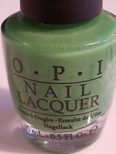 OPI Nail Polish ~* Zom-body To Love *~  2011 Halloween Glow In The Dark Color