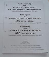 Librairie Officina Manuale NRG con doppia Scheibenbrems ZAPC 18 PIAGGIO