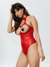 Ann Summers Womens Anise Body High Neck Crotchless Sexy Lingerie Underwear