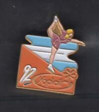 Pins de collection autour des jeux olympiques