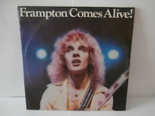 "peter frampton""come alive!""dble""lp12""or.uk.1976.am:amlm:63703. 2 vinyls rose"