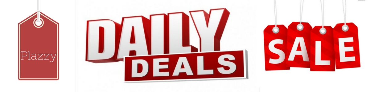 Plazzy Daily Deals