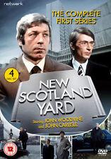 NEW SCOTLAND YARD - SERIES 1 - DVD - REGION 2 UK