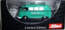 RARE SCHUCO VW T1 VAN VAILLANT ANIVERSARY PROMO 1:43 NEW BOXED 1 OF 150