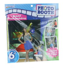 """Artskills Photo Booth Backdrop 65"""" x 70.87"""" Red Carpet Party Decorations"""