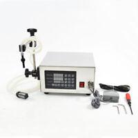 220V LT130 Liquid Filling Machine Automatic Quantitative Numerical Control New