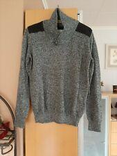 pull gris moucheté CELIO - Taille M - impeccable