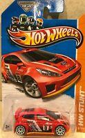 Hot Wheels '12 Ford Fiesta - HW Stunt - Treasure Hunt