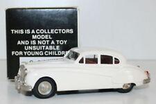 Gems & Cobwebs 1/43 Scale - GC6 - 1958 / 61 Jaguar MKIX MK9 - White
