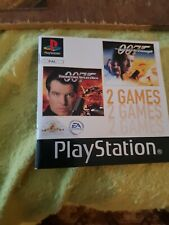 Ps1  world is not enough  tomorrow never dies   MANUAL