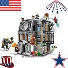 Building Blocks Sanctum Sanctorum Showdown Set 1125PCS Building Bricks Quality🔥