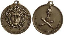 Medaglia 9° Reggimento Artiglieria Pesante Campale con testa Medusa #MD3464