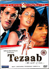 TEZAAB - MIGHTY - SHRUTY SHARMA - NEW BOLLYWOOD DVD - FREE UK POST
