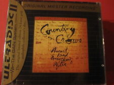 """MFSL-UDCD 664 COUNTING CROWS """" AUGUST AND ..."""" (GOLD-CD / USA / FACTORY SEALED)"""