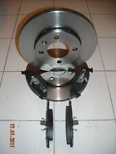 FRENI ANT. dischi + pastiglie VW polo 6N anni 94 - 01 e VW lupo anni 98 - 05
