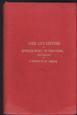 LIFE & LETTERS OF MOTHER MARY OF THE CROSS ( MACKILLOP ) : SACRED HEART 1916  ac