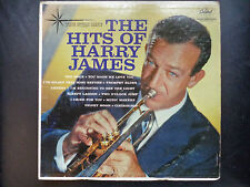 The Hits of Harry James LP Vinyl Record