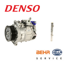 NEW Mercedes W164 W251 ML320 3.0L A/C Compressor with Receiver Drier Insert OEM