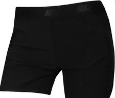 Nike Black Dri-FIT Flex Junior Golf Activewear Shorts Girl's Size Medium 70955