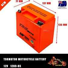12V 9AH Battery 150cc 250cc 200cc ATV/QUAD/PITPRO/TRAIL DIRT BIKE DUNE BUGGY
