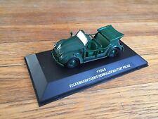 Sun Star - Volkswagen Cabrio Hebmuller Military Police - 1:43 #11045 NEW
