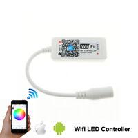 Wifi RGB Led Streifen Controller 144W Android IOS Echo Alexa Magic Home DC5-28V