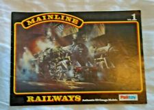 MAINLINE RAILWAYS VOL 1 CATALOGUE VGC (Palitoy)