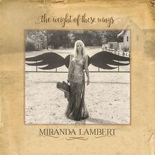 Miranda Lambert - The Weight Of These Wings [New CD]