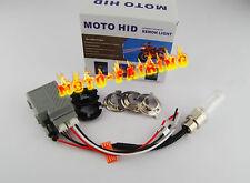 For Honda Motorcycle Headlight Hi/Lo Beam HID Conversion Kit Bi-Xenon HID 8000K