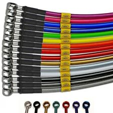 Benelli Tornado TRE / LE 2003 - 06 HEL Stainless steel Brake lines / hose Race