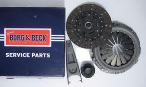 Land Rover Defender 90, 110, Clutch Kit + Heavy Duty Fork, BORG & BECK, STC8358B