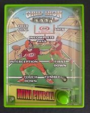 Mini Pinball Gridiron Football, Csa, Inc 2006